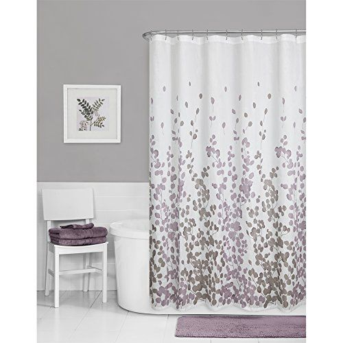 Maytex Sylvia Fabric Shower Curtain Printed Faux Silk Ma Https