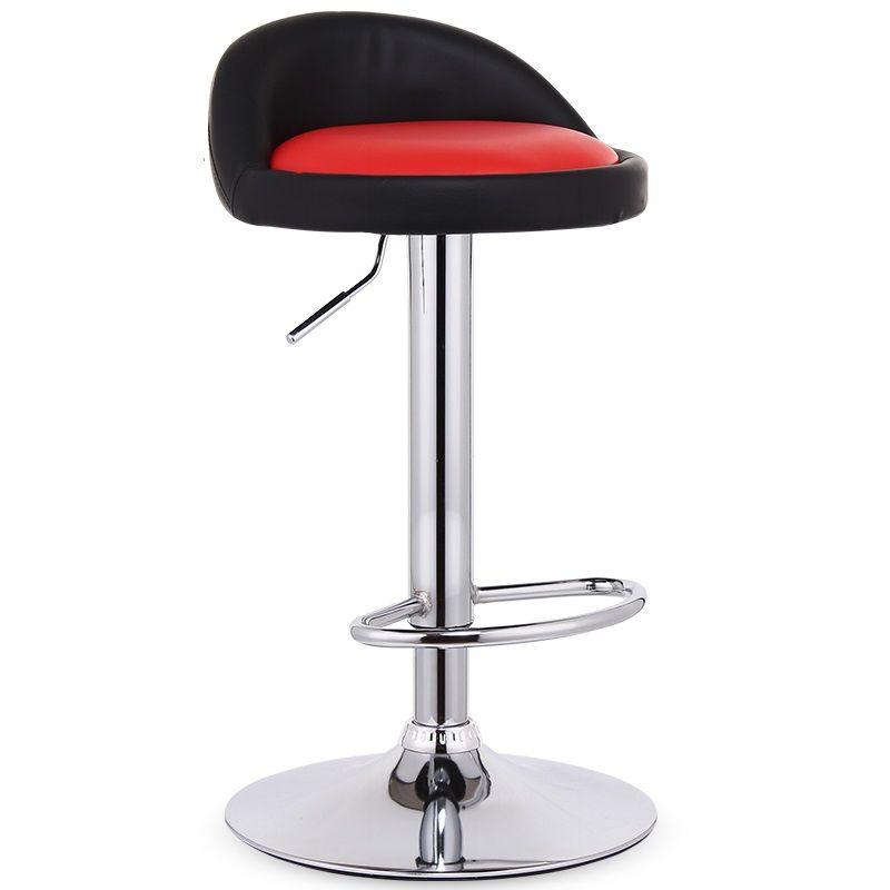 crs backrest tall bar stools cashier stool cr lift European