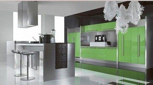 Diseños de Cocinas Integrales Modernas Proyectos que intentar