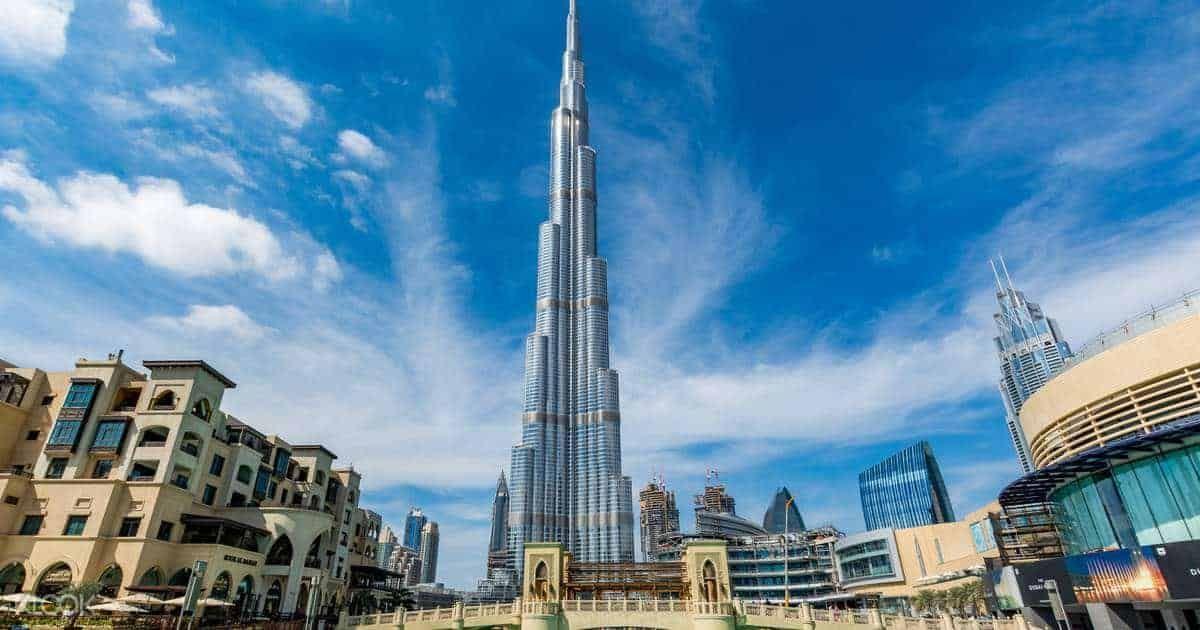 شرح حجز تذكرة صعود برج خليفة دبي اونلاين Burj Khalifa Cool Places To Visit Dubai Travel