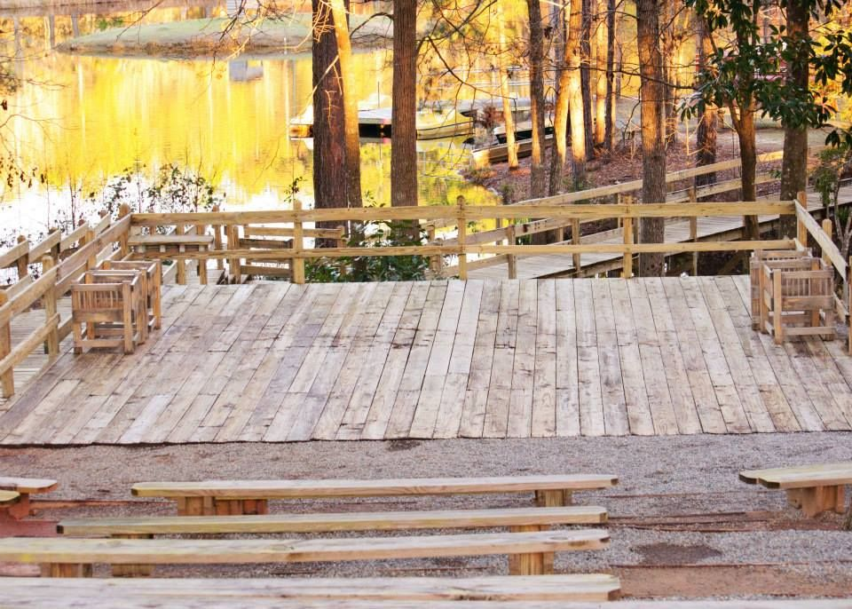 Amphitheater And Arbor At General Coffee State Park Near Douglas Ga Www Gastateparks