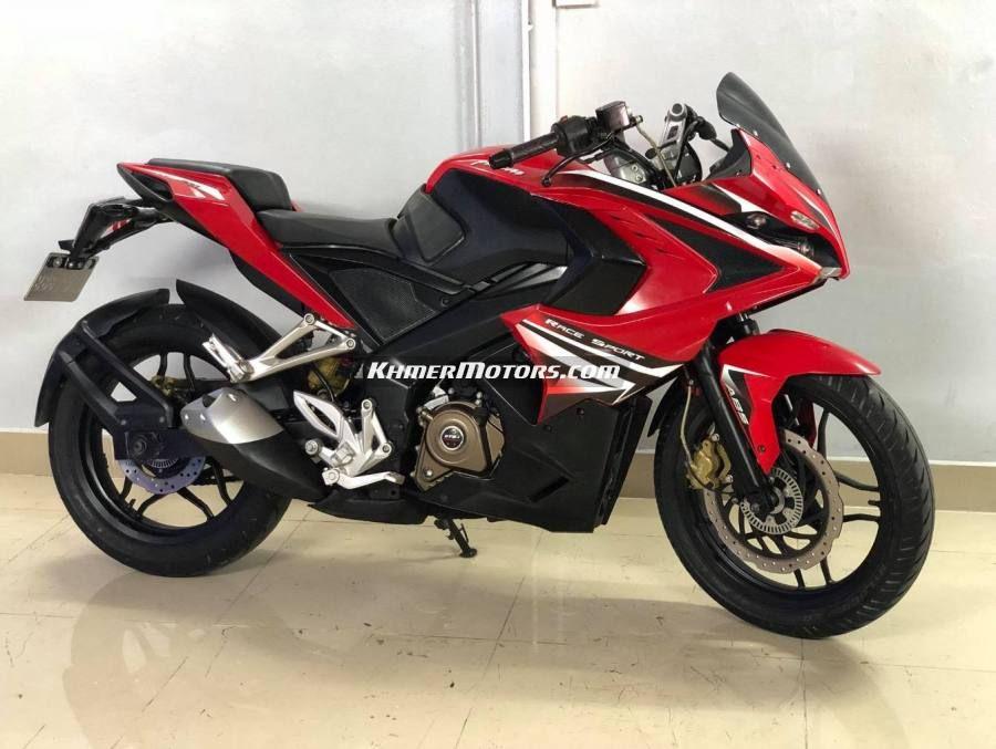 Bajaj Pulsar 200rs 2016 Pulsar Motorcycle Used Motorcycles
