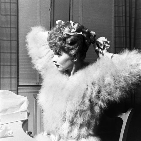 41 Rarely-Seen Photos of Lucille Ball for a Peek Into Her Life