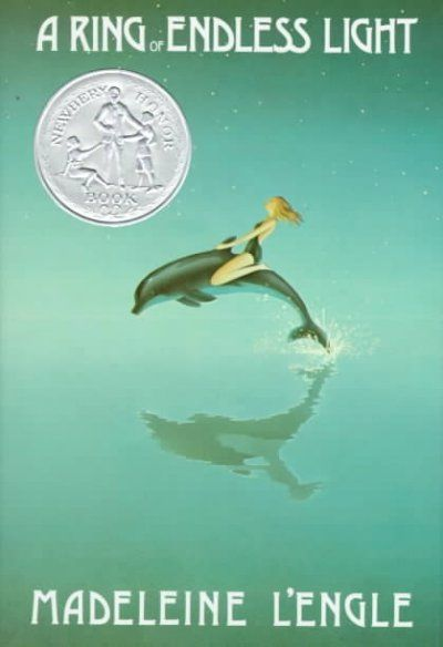 A Ring of Endless Light (Madeleine L'Engle) #Newbery