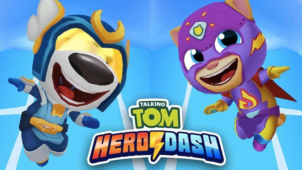 New Update Events Summer 2020 Hurricane Hank Vs Super Ginger Talking Tom In 2020 Talking Tom Paw Patrol Pups Hero