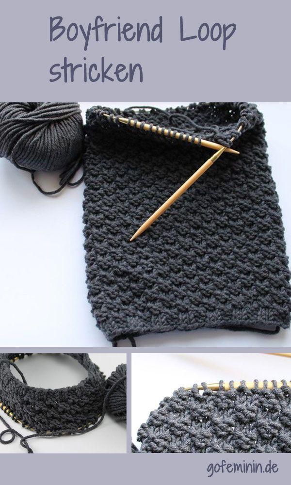 Photo of Loop-Schal selber stricken: Diese DIY-Idee für den Freund ist einfach genial!
