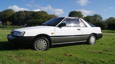 1989 Nissan Sunny Coupe retro car mot not barn find. https://t.co/774NlebJLF https://t.co/jEFWWhMcT0