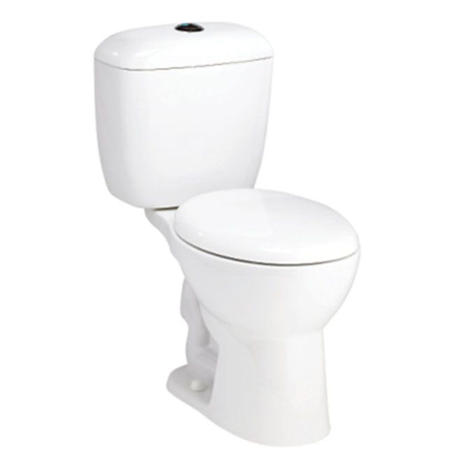 Pleasing Uberhaus Design Dual Flush 2 Piece Toilet 4 L 6 L White Gamerscity Chair Design For Home Gamerscityorg