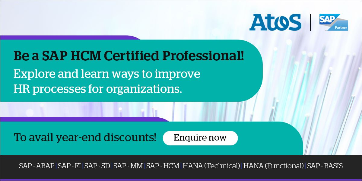 SAP HCM (Human Capital Management) module offers a