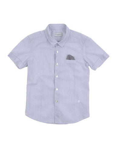 PAOLO PECORA Boy's' Shirt Dark blue 8 years