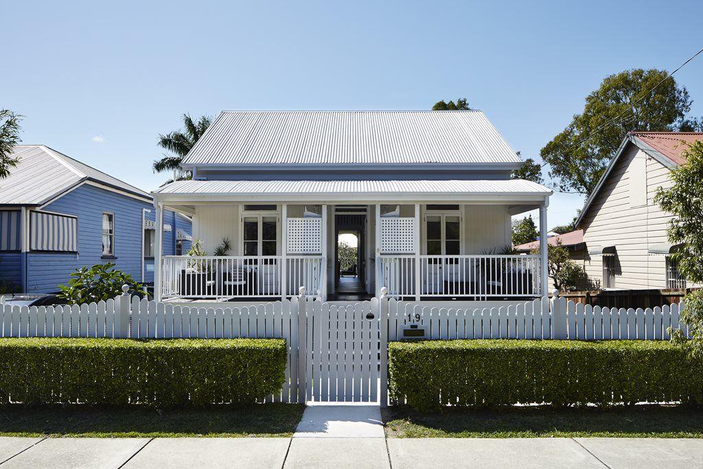 4 Enoggera Road, Newmarket, Qld 4051 | Queenslanders | Pinterest |  Queenslander, House And Verandas