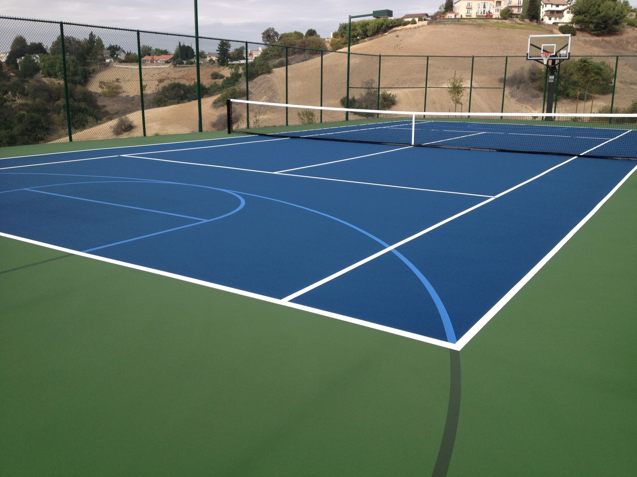 How Much Would An Indoor Tennis Court Cost To Build