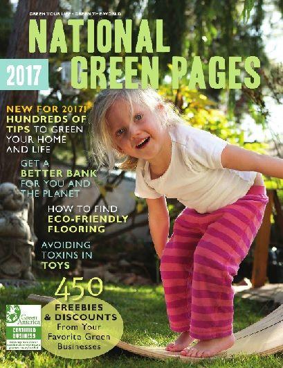 Green America - NGP 2017 www.greenamerica.org