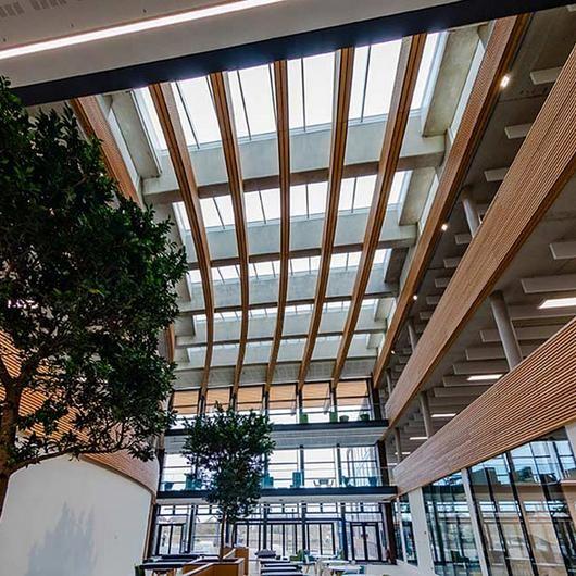 Best Studio In Arzignano Amaa Skylight Architecture Atrium 400 x 300