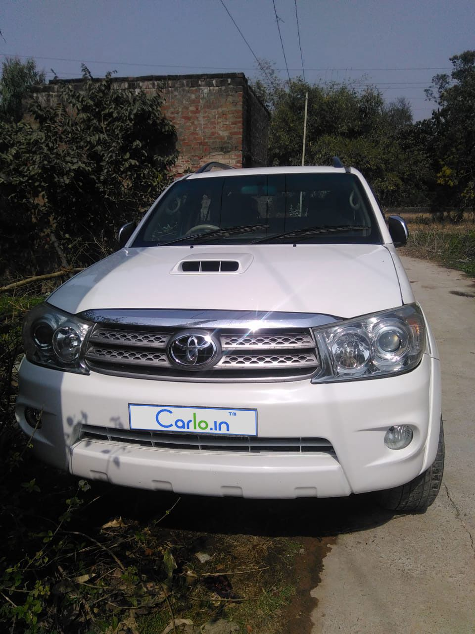Used Toyota Fortuner 4x2 Car For Sale In New Delhi