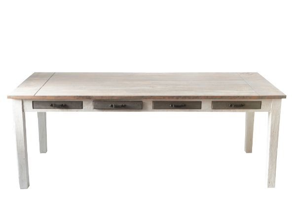 Vancouver Island Dining Table By Riviera Maison A Stunning Bespoke At An Affordable Price