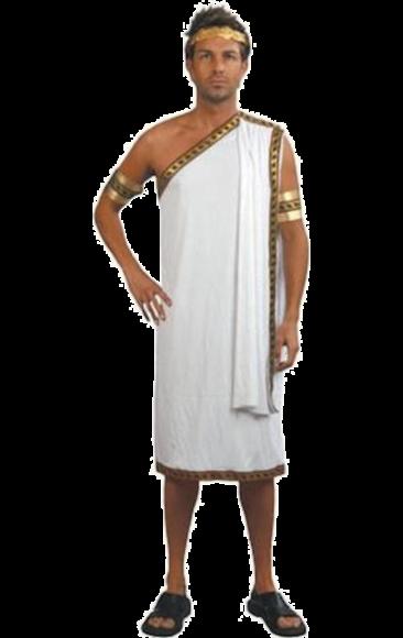Adult Roman Caesar Toga Costume