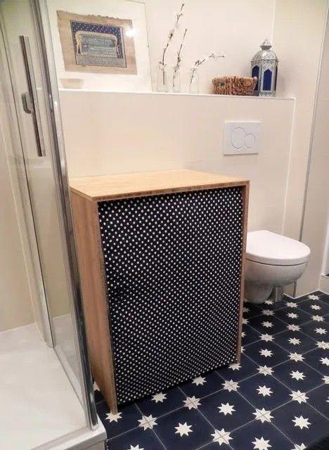Waschmaschine Verstecken Verstecken Waschmaschine Washing Machine Baby Bathroom Kid Bathroom Decor