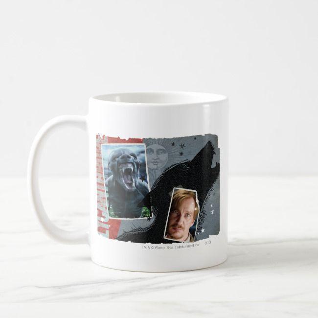 Lupin - Lycanthrope Coffee Mug | Zazzle.com #disneycoffeemugs