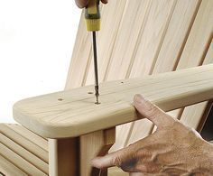 Easy Plans For Adirondack Chairs This Spring Summer Popular - Popular mechanics picnic table