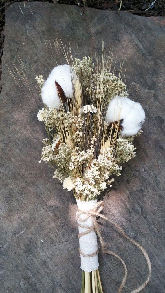 Tribal Bouquet, Dried Beardless Wheat Bouquet, Wheat Bunch Bouquet ...