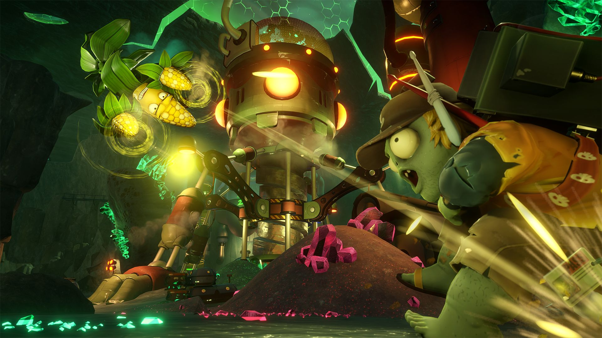 Whether you're Team Plant or Team Zombie, you'll want to be getting involved with the upcoming Plants Vs Zombies Garden Warfare 2 multiplayer beta.…