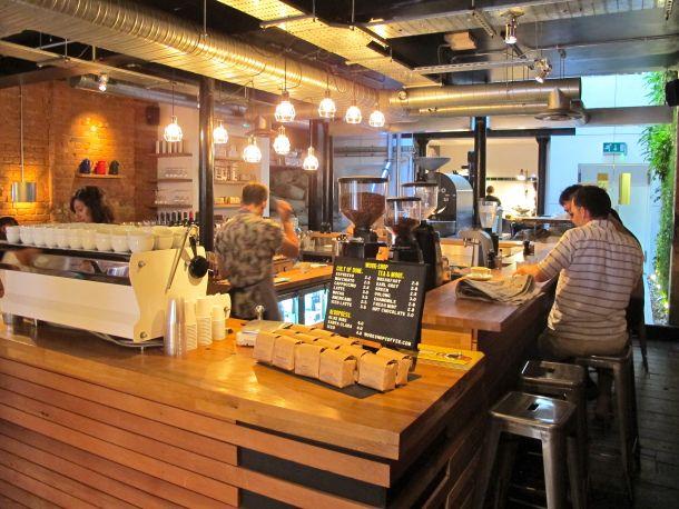 Workshop Coffee London Uk