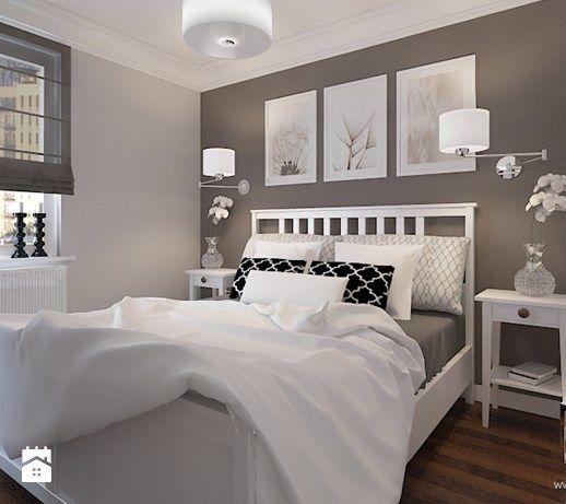 Kleines Gast-Schlafzimmer, Das Ideen Verziert
