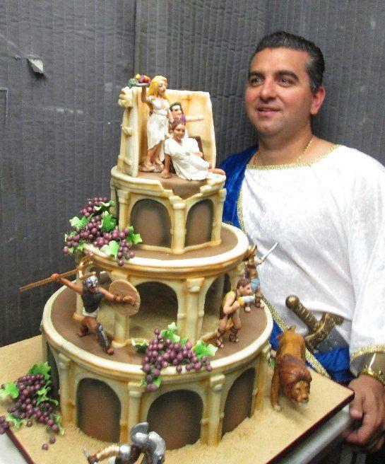 Cake Boss Baby Carlo