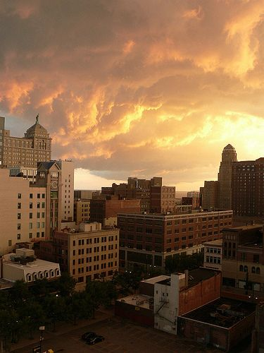 Buffalo, NY sunset pictures | Buffalo, NY : Buffalo N.Y sunset ... on
