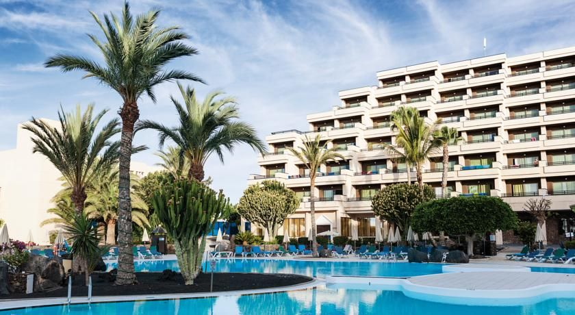 Occidental Lanzarote Playa Costa Teguise Occidental Lanzarote Playa Is An All Inclusive Resort Is Set In The Relaxing Town Of Costa Lanzarote Playa Occidental