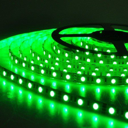 Green Led Light Strips Green Led Strip Light Waterproof Led Flexible Light Strip 12V With