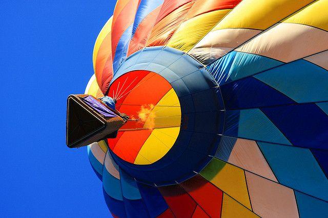 Passeio de Balão em Las Vegas #viagem #turismo