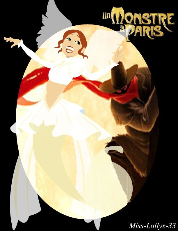 The Little Mermaid And Monster Paris By Miss Lollyx 33 The