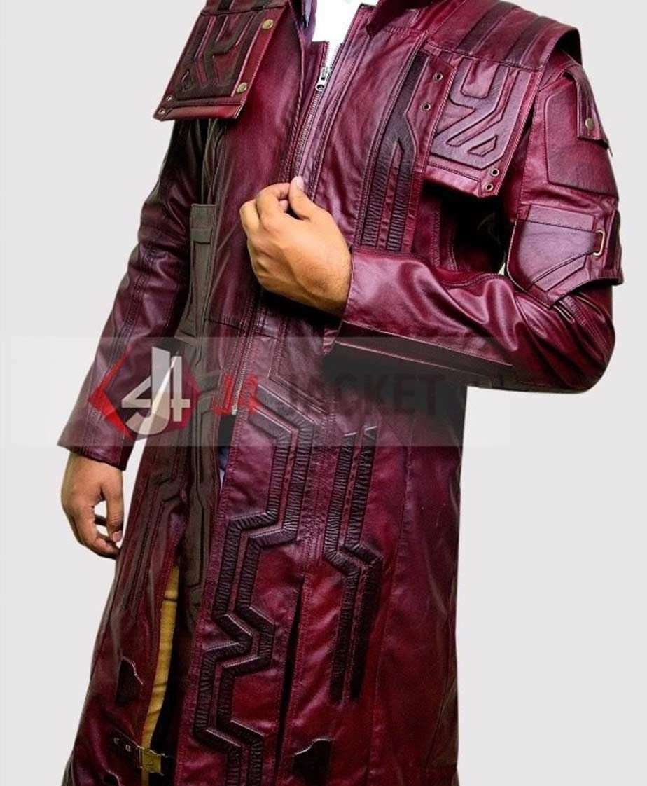 Guardians Of The Galaxy Vol 2 Star Lord Coat Is Now Exclusively Available At A Discounted Price With 30 Days Money Back Guarantee Roupas Roupas De Anime Roblox [ 1122 x 924 Pixel ]