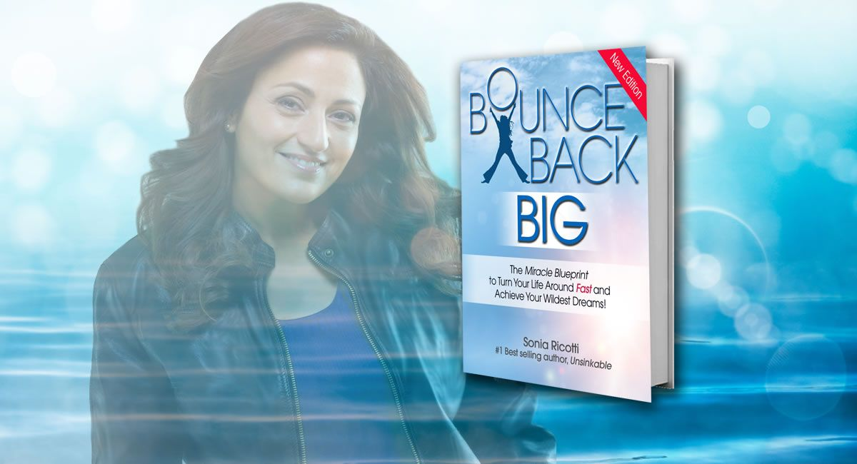 Bounce Back BIG The Miracle Blueprint to Turn Your Life Around Fast - copy blueprint property development
