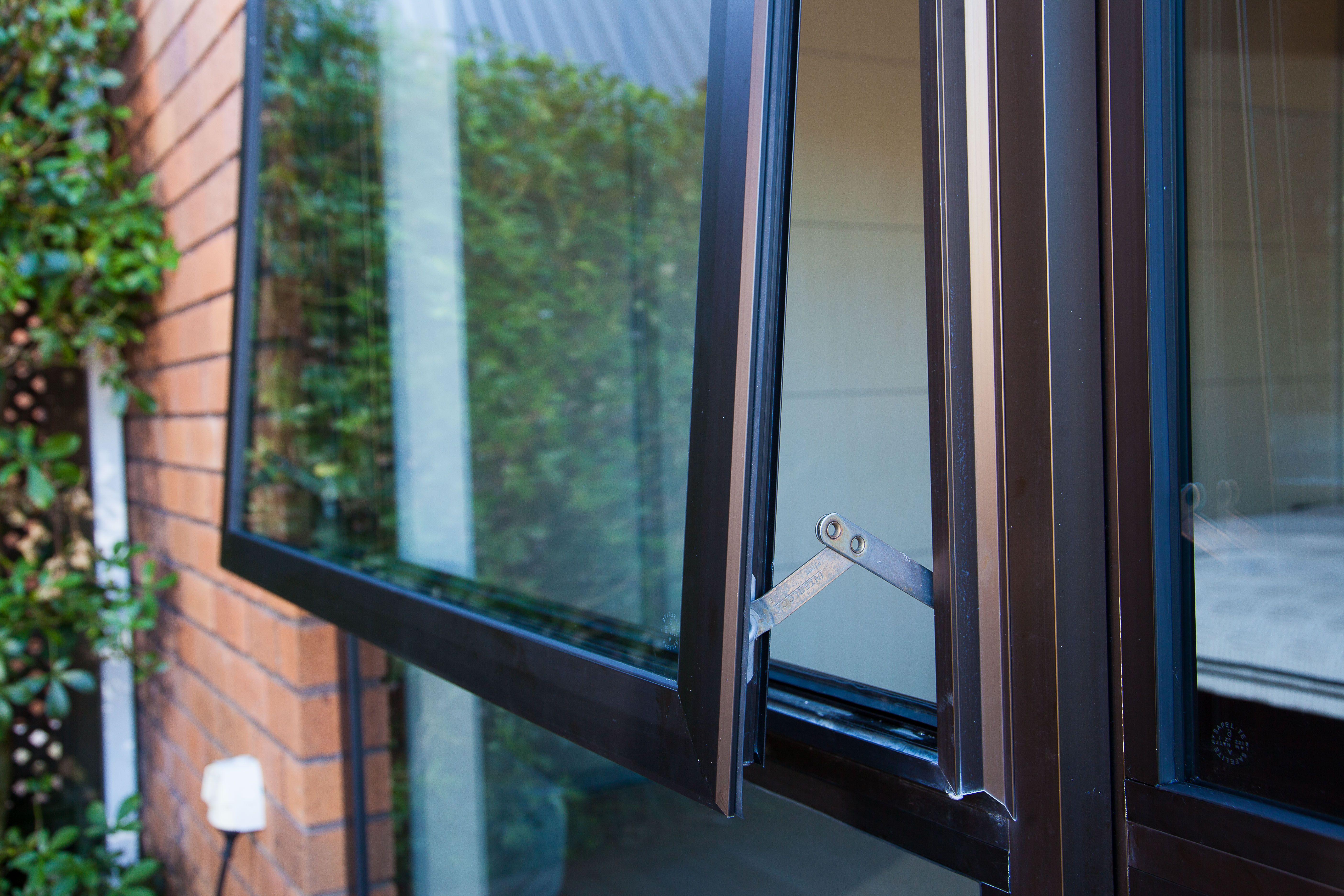 Retrofit Double Glazed Aluminium Window Metro Performance Glass Window Glazing Double Glazing Windows