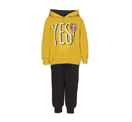 196e634ee1c Παιδική φόρμα για αγόρια με κουκούλα Sprint   Kids and baby clothing ...