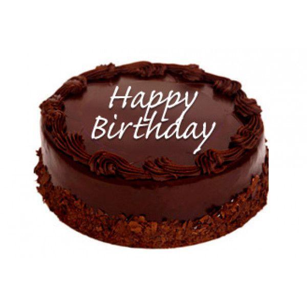 Chocolate Mud Birthday Cake with message #sendcakeonline #ordercakedelivery #Australia | Australia cake. Cake. Cake delivery