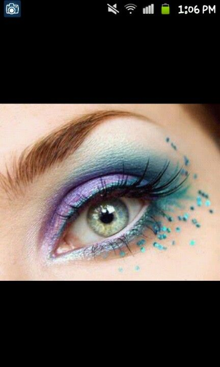 mermaid make up ideas