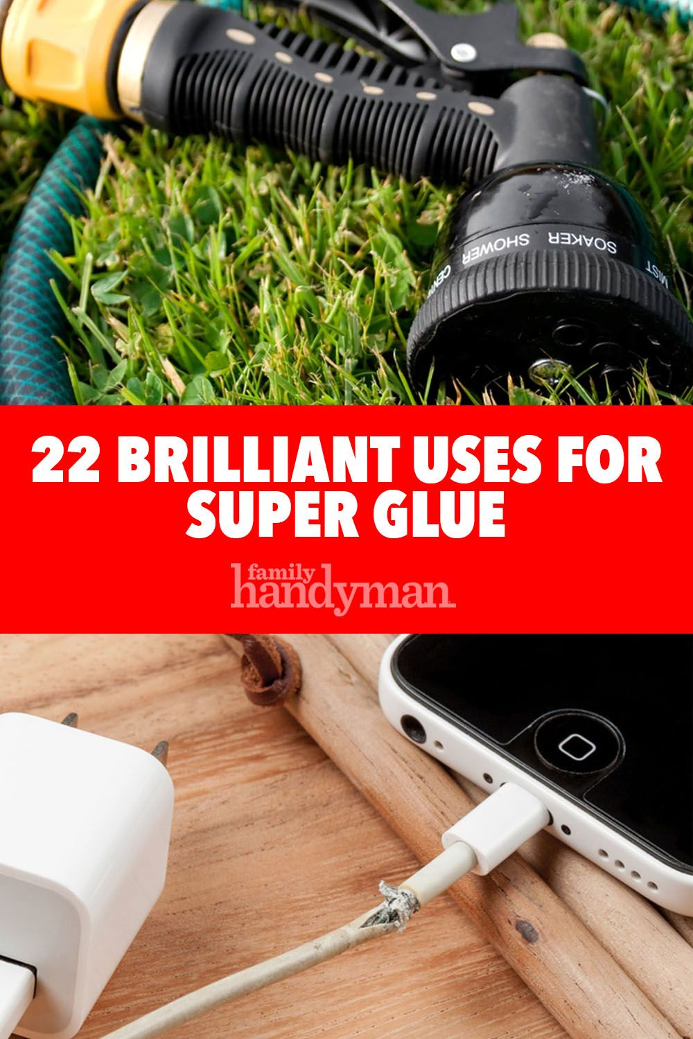 22 Uses For Super Glue You Ve Never Tried But Should Super Glue Glue Remove Super Glue
