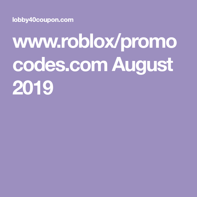 Roblox Promo Codes 2018 List November Www Roblox Promocodes Com August 2019 Roblox Promo Codes Coding