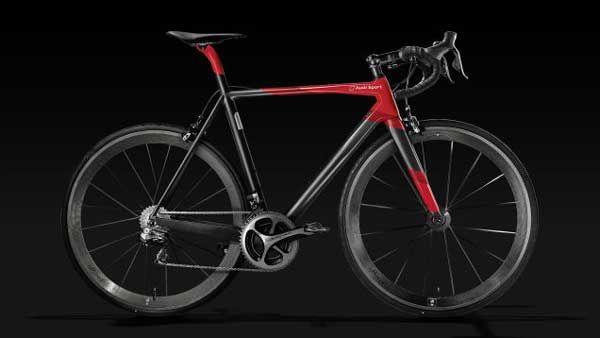 دوچرخه ساخته شده از فیبر کربن با قیمت نجومی 20 000 دلاری Racing