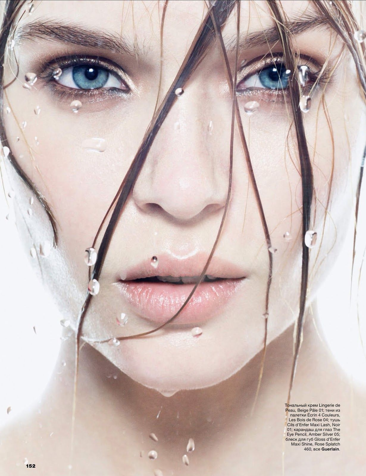 visual optimism; fashion editorials, shows, campaigns & more!: josephine by tom munro for allure russia march 2014