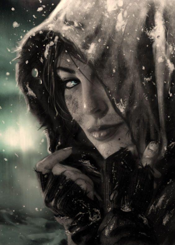 Image result for hooded assassin fantasy art