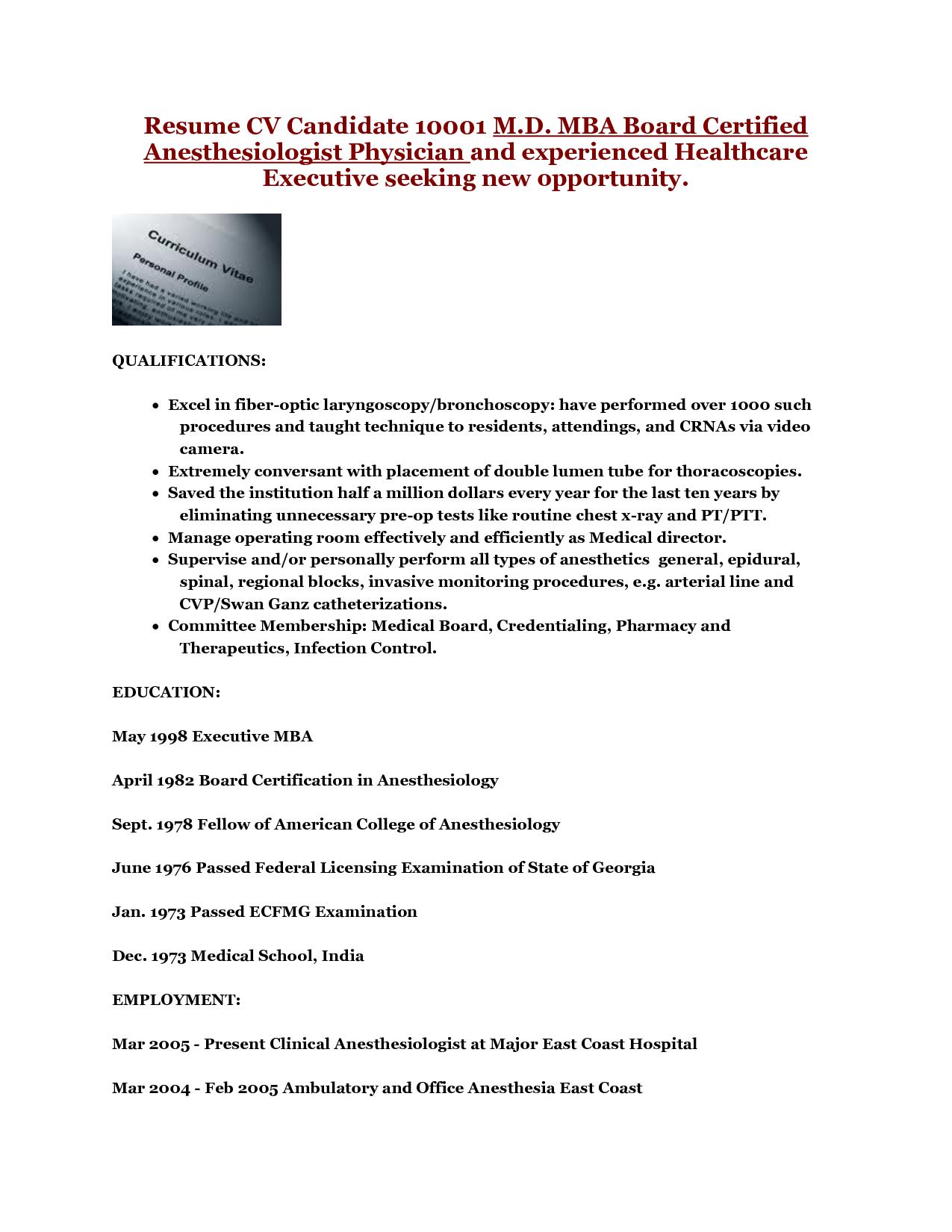 Mba Candidate Resume   Http://www.resumecareer.info/mba
