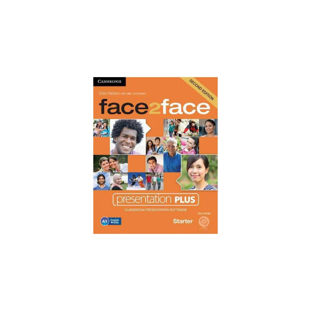 Face2face Starter Presentation (DVD-ROM) | Products in