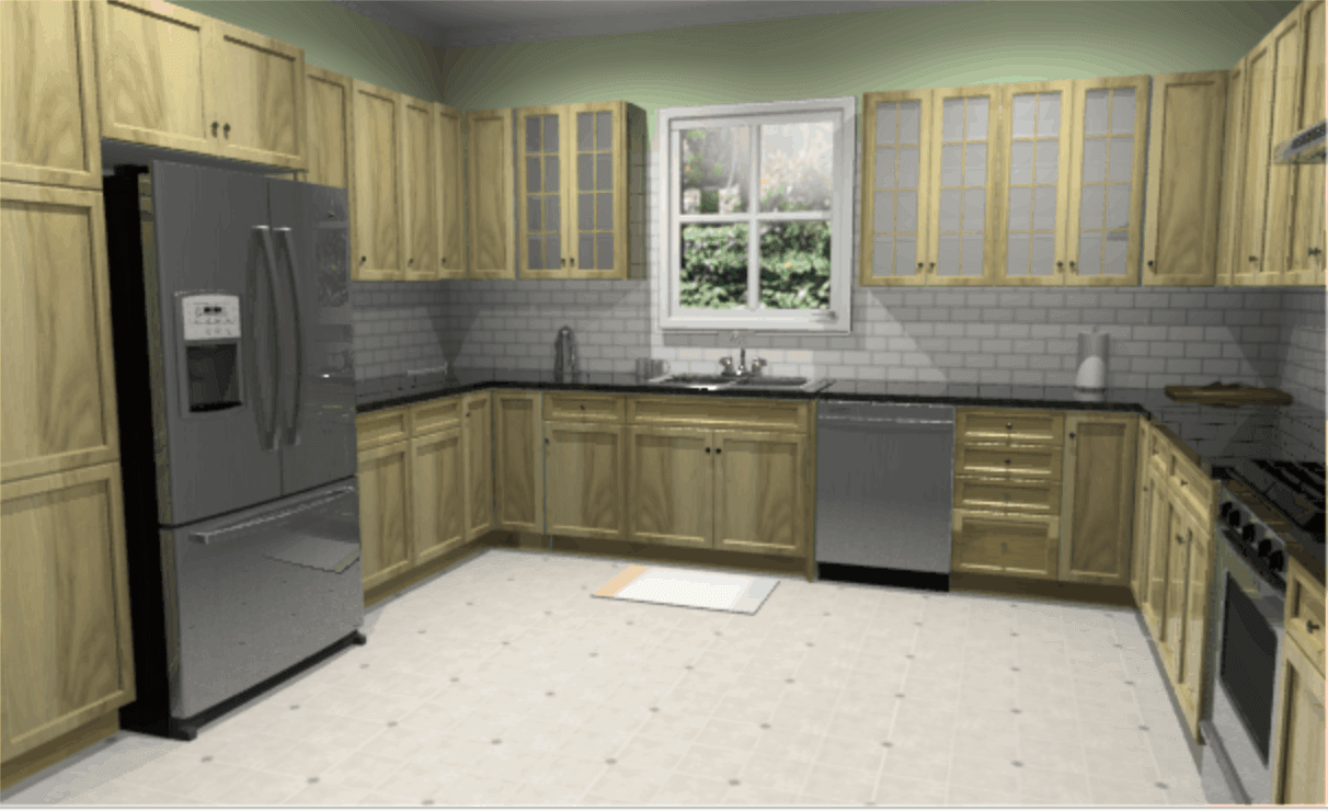 virtual kitchen designer lowes in 2020 | kitchen design