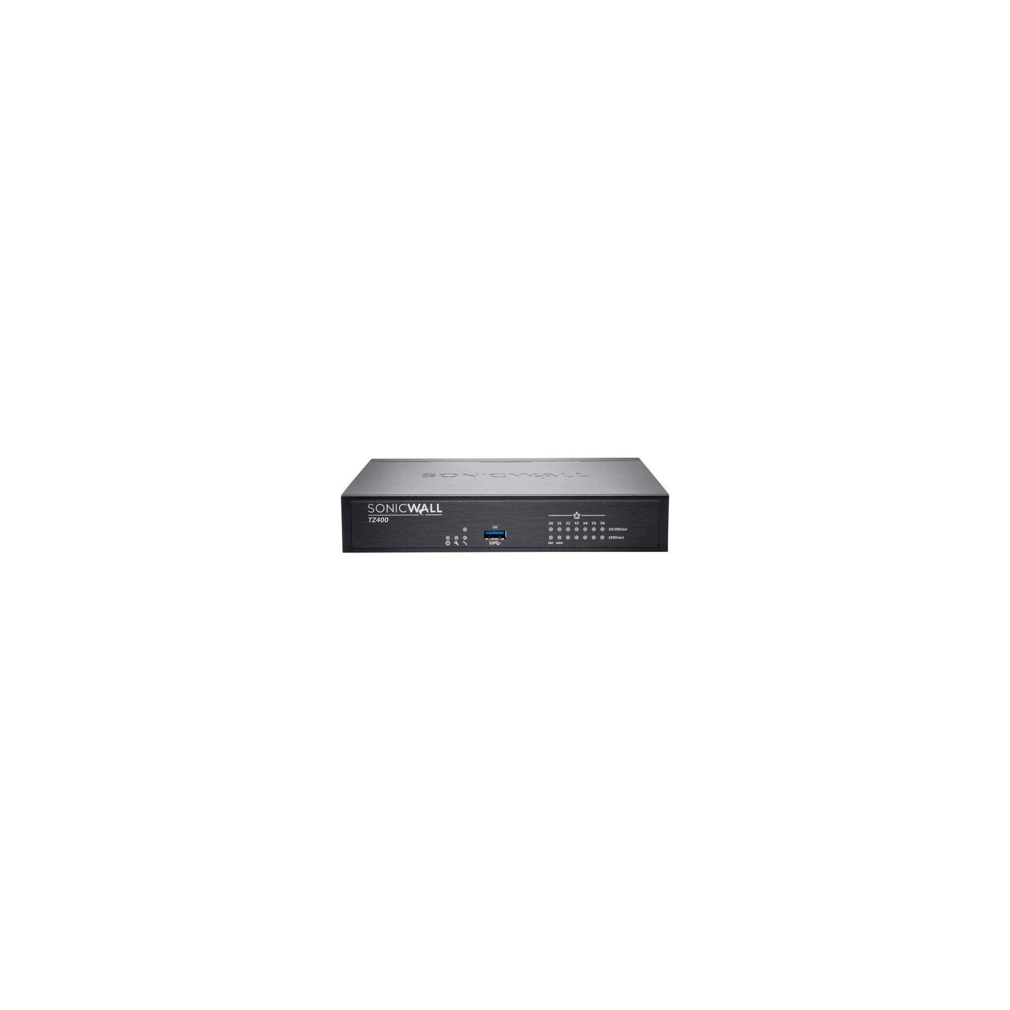 SonicWall TZ400 Network Security/Firewall Appliance in 2019