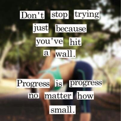 progress with images  fitness quotes